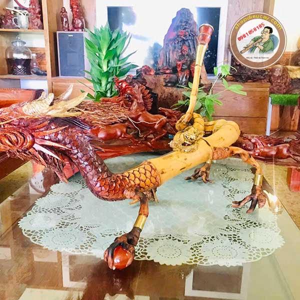 Siêu điếu cày Kim Long Vườn Ngọc