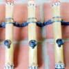 Điếu Mini Mõm Gỗ Thảm Mây Dài 41cm