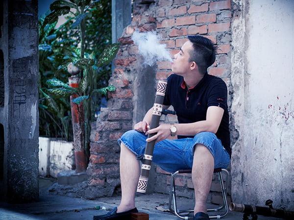 Quy trình sử dụng điếu cày