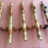 Điếu Trúc Vàng Đen Đồng Cổ